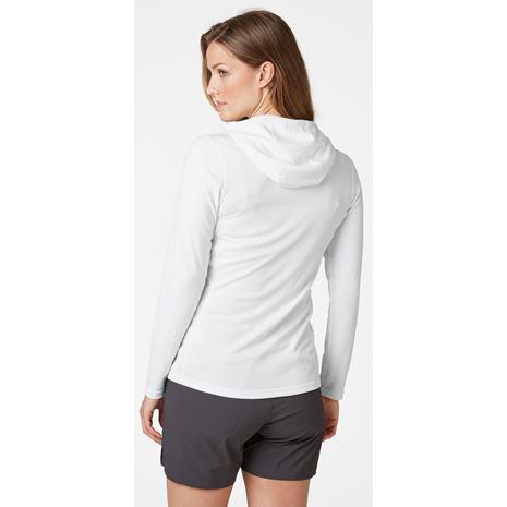 Helly Hansen Women's HH Lifa Active Solen Hoodie - White