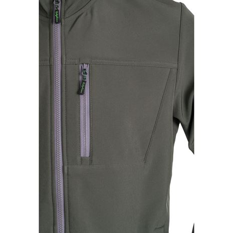 Ridgeline Talon Soft Shell Jacket - Detail