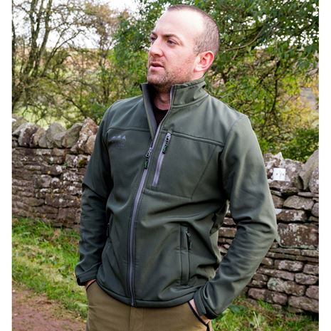 Ridgeline Talon Soft Shell Jacket - Lifestyle