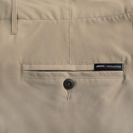 Musto Rib UV Fast Dry Shorts - Light Stone