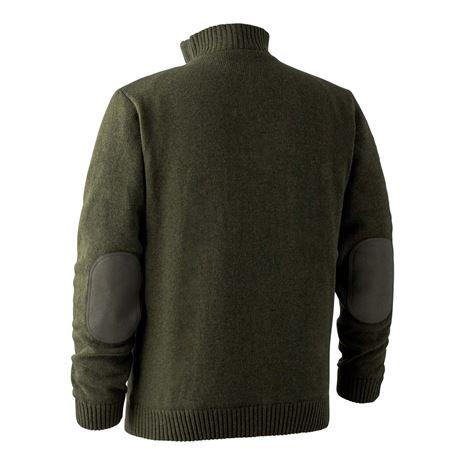 Deerhunter Carlisle Knit with Storm liner - Green Melange
