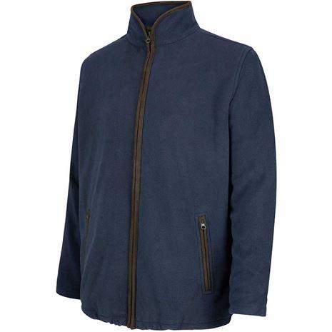 Hoggs of Fife Woodhall Fleece Jacket - Blue