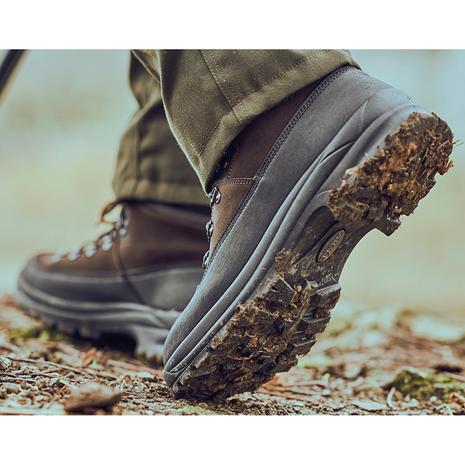 Aigle Bekard MTD Walking Boot - Sole Detail