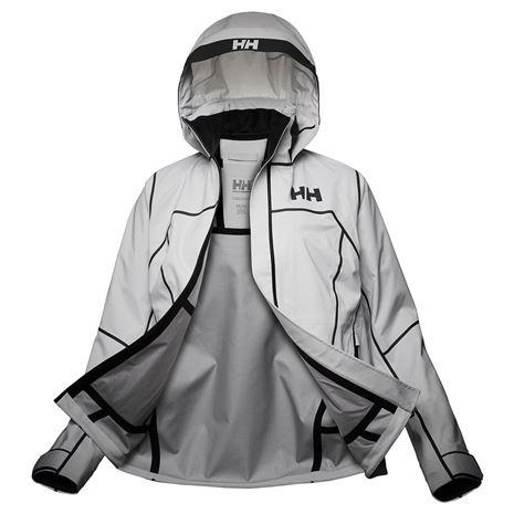 Helly Hansen Women's HP Foil Pro Jacket - Grey Fog