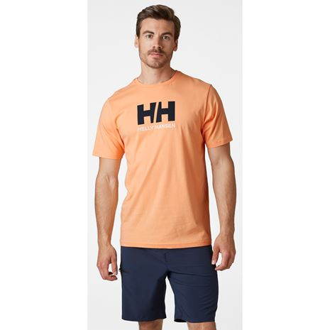 Helly Hansen HH Logo T-Shirt - Melon