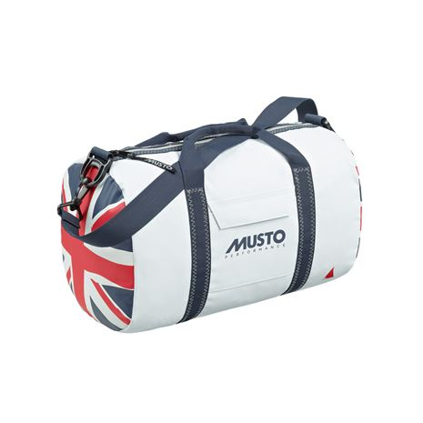 Musto Small Carryall (18L) - GBR White