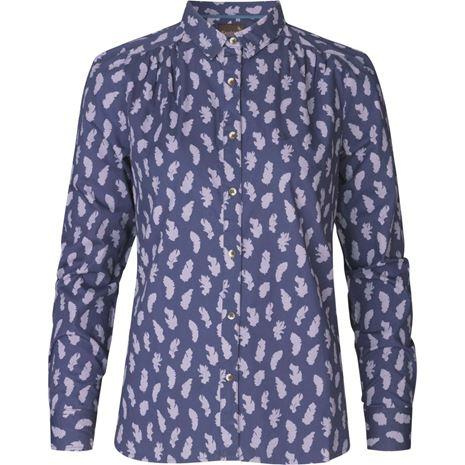 Seeland Skeet Lady Shirt - Lilac Feather