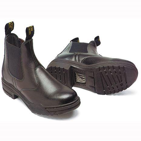 Mountain Horse Stable Jodhpur Boot - Black II