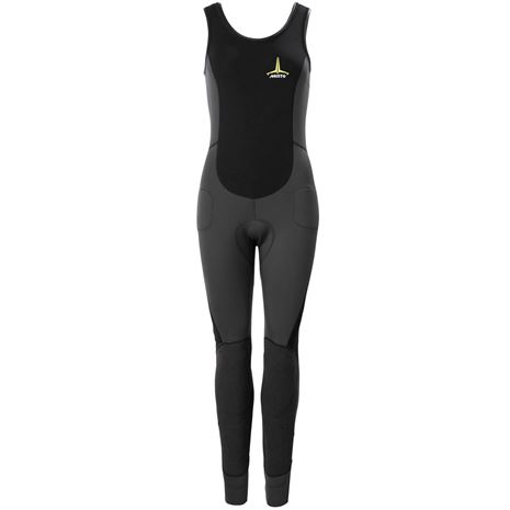 Musto Women's Foiling Thermohot Impact Wetsuit - Dark Grey/Black