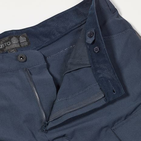 Musto Performance Shorts - True Navy - Zip