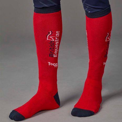 Toggi Eco GBR Women's 3 Pack of Bamboo Socks