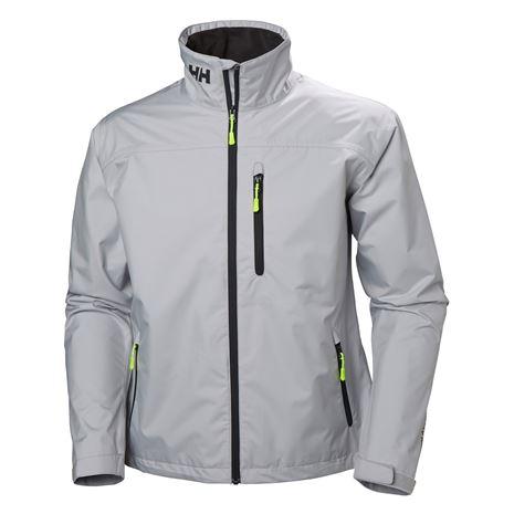 Helly Hansen Crew Jacket - Grey Fog