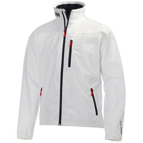 Helly Hansen Crew Jacket - White