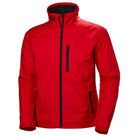 Helly Hansen Crew Jacket - Alert Red
