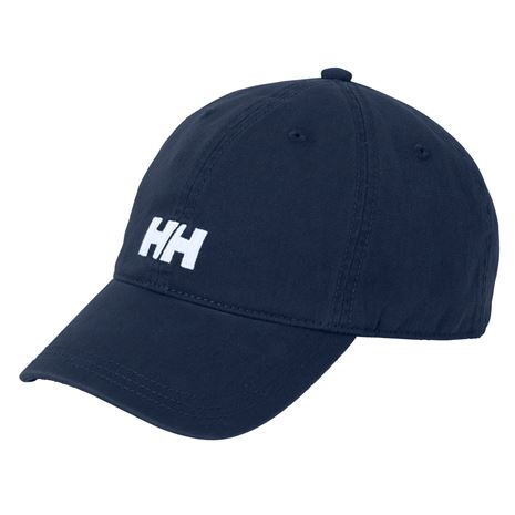 Helly Hansen Logo Cap - Navy