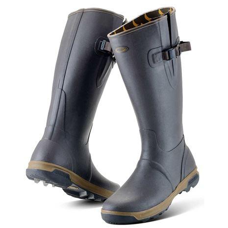 Grubs Highline Wellington Boots - Mahogany
