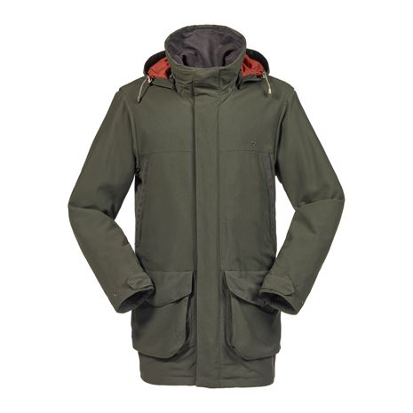 Musto Highland Gore-Tex Lite Jacket - Dark Moss