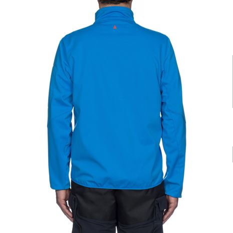 Musto Crew Softshell Jacket -Brilliant Blue