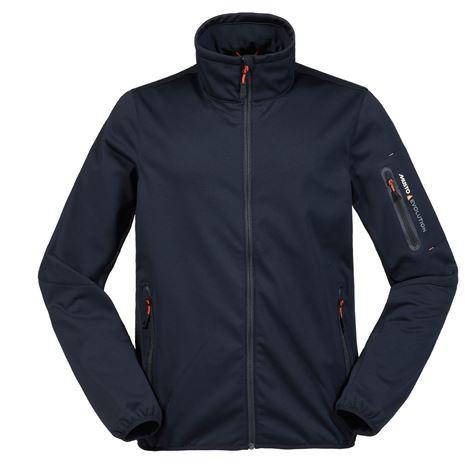 Musto Crew Softshell Jacket - Black