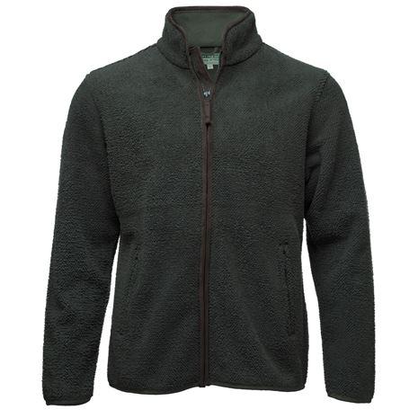 Hoggs of Fife Cambridge Tufted Fleece Jacket