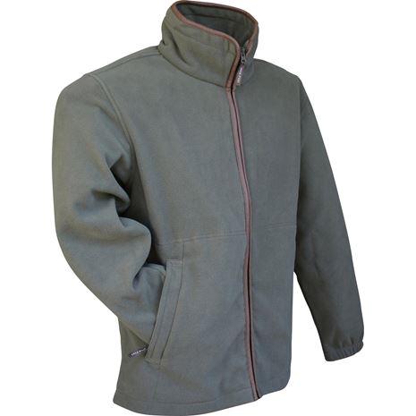Jack Pyke Countryman Fleece Jacket - Light Olive