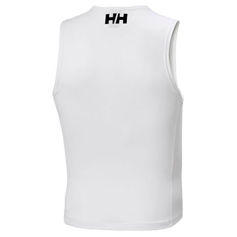 Helly Hansen Waterwear Rashvest - White