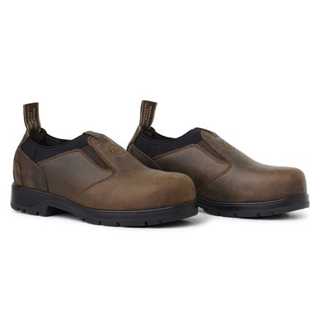 Mountain Horse Protective Loafer XTR Lite - Brown