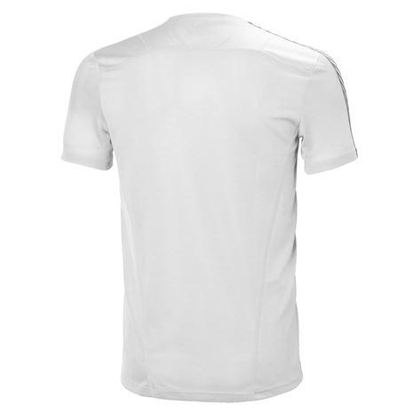 Helly Hansen HH Lifa T-Shirt - White -Rear