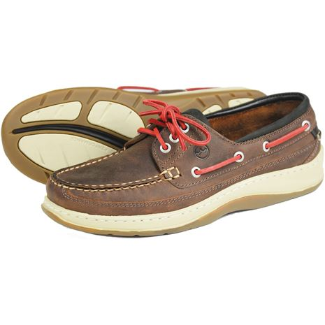 Orca Bay Squamish Mens Sports Shoes - Russett Red