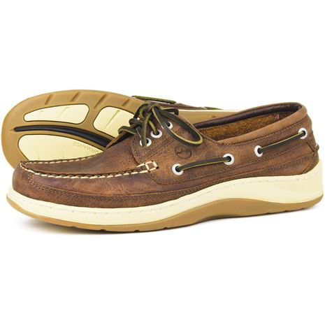Orca Bay Squamish Mens Sports Shoes in Russet.