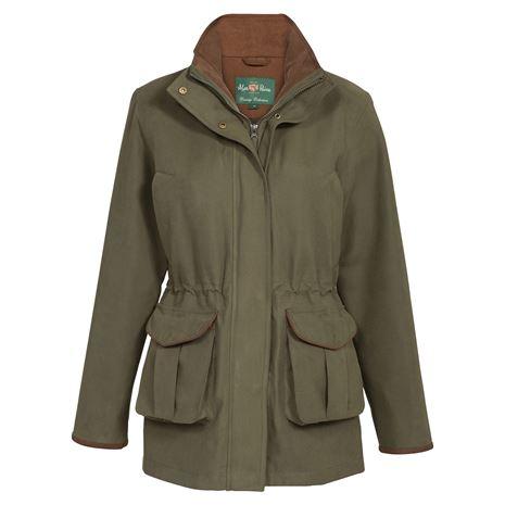 Alan Paine Berwick Ladies Waterproof Coat.