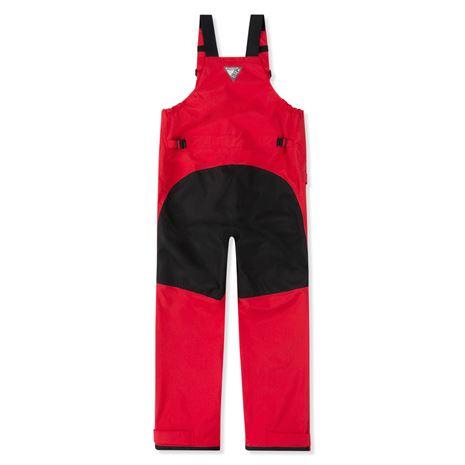 Musto BR2 Offshore Trouser - True Red/Black - Rear