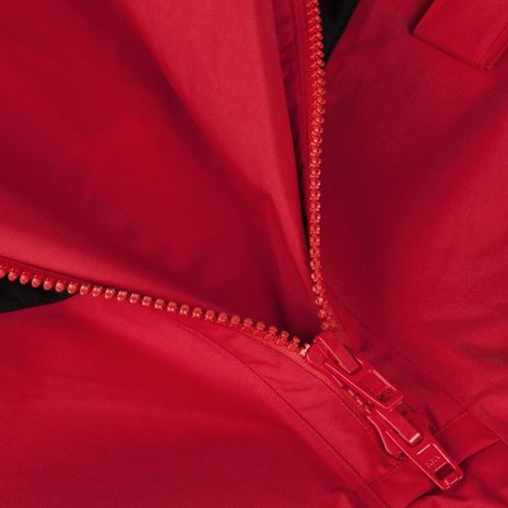Musto BR2 Offshore Trouser - True Red/Black - Zip