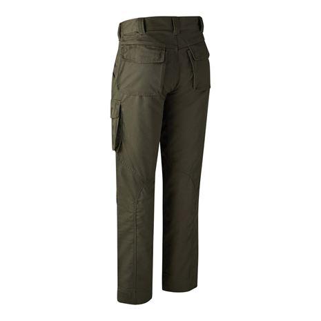 Deerhunter Rogaland Trousers - Adventure Green Rear