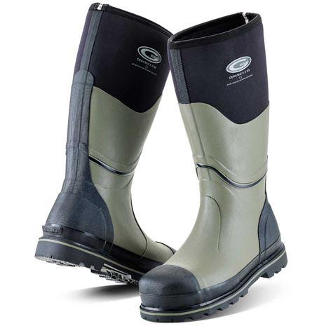 Grubs Ceramic 5.0 S5 Safety Wellington Boots