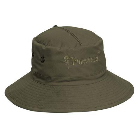 Pinewood Mosquito Hat - Moss Green
