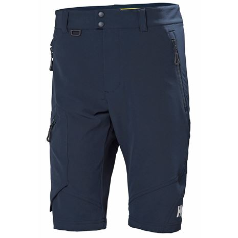 Helly Hansen HP Softshell Shorts - Navy