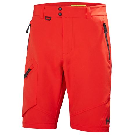 Helly Hansen HP Softshell Shorts - Alert Red
