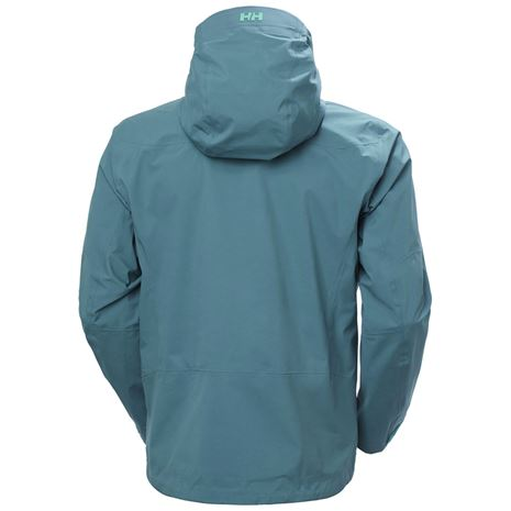 Helly Hansen Verglas Infinity Shell Jacket - North Teal Blue