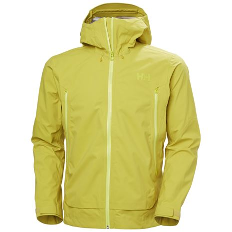 Helly Hansen Verglas Infinity Shell Jacket - Warm Olive