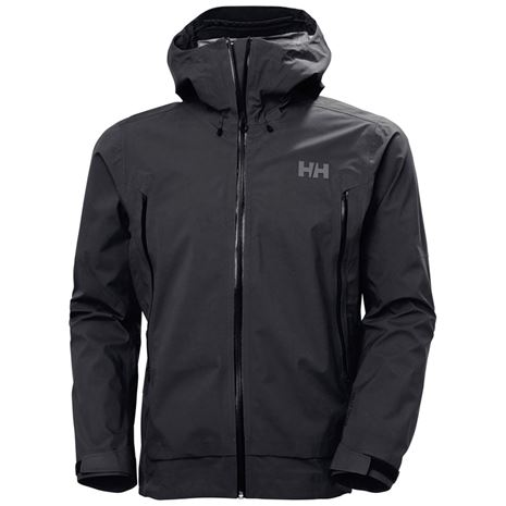 Helly Hansen Verglas Infinity Shell Jacket - Black