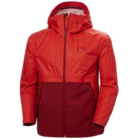Helly Hansen Logr Jacket 2.0 - Alert Red