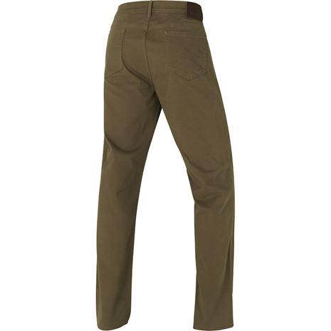 Harkila Hallberg 5 pocket Trousers - Slate Brown