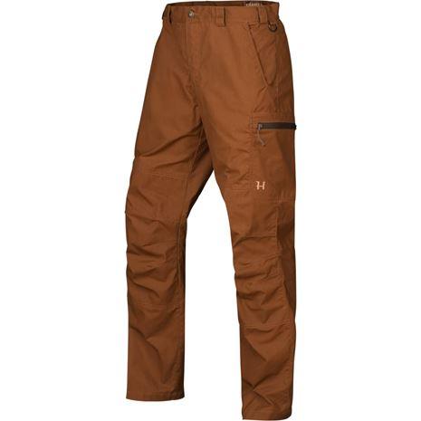 Harkila Alvis Trousers - Dark Burnt Orange