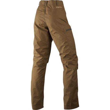 Harkila Alvis Trousers - Rear Sepia Brown