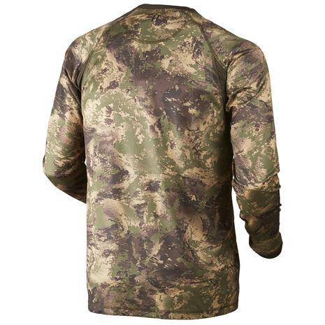 Harkila L/S T-Shirt Lynx - Rear