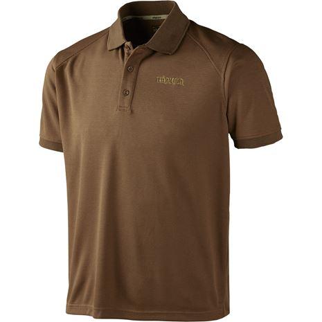 Harkila Gerit Polo Shirt - Sand
