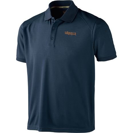 Harkila Gerit Polo Shirt - Insignia Blue