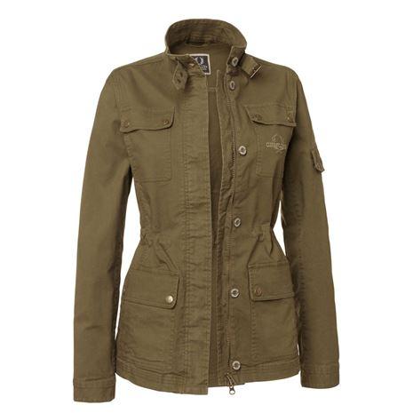 Chevalier - Devon Lady Coat - Green