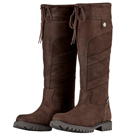 Dublin Kennet Boots - Chocolate - Pair